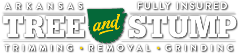 Arkansas Tree and Stump logo
